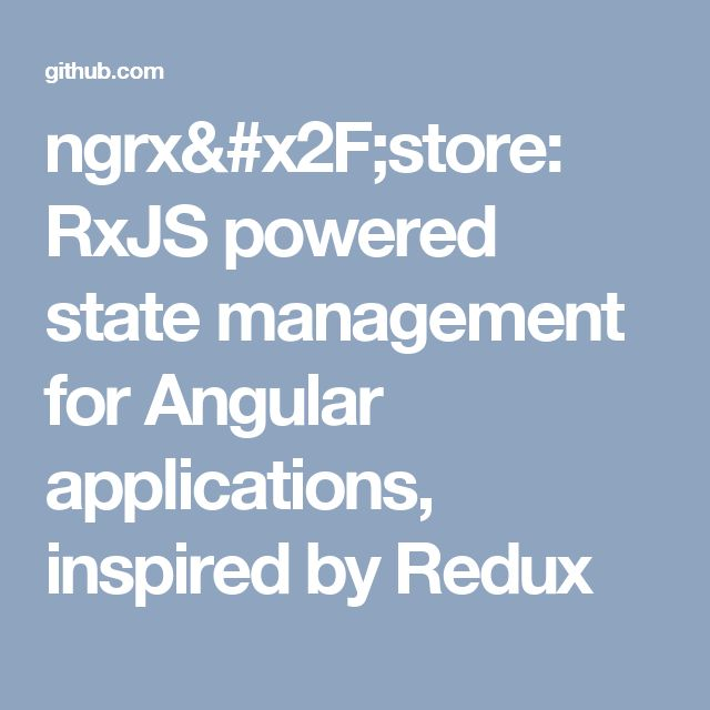 9 best ngrx images on Pinterest Coding, Programming and App