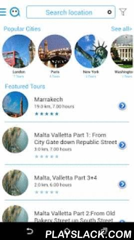 TourPal Travel Guide & Tours  Android App - playslack.com ,  Traveling with TourPal is easy, its like having a personal tour guide in your pocket. New Features!!!New Photo Album Feature – Easily create a photo album of your tour. This feature allows you to easily create, view and share photo albums of your tour. See your tour's map with the pics you took in each location!* You can add the pics and create the album before, during or after your actual vacation.TourPal now uses Foursquare,(the…