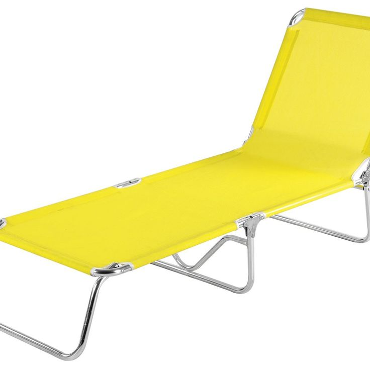 Elegant Tri Fold Beach Lounge Chair