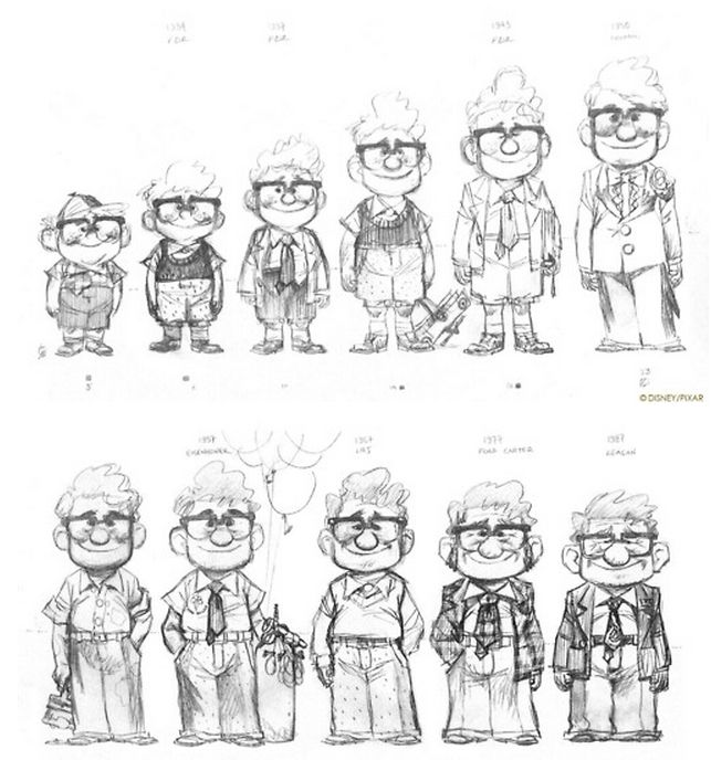 Famous Character Design Artists : Best images about cartoon sketches on pinterest