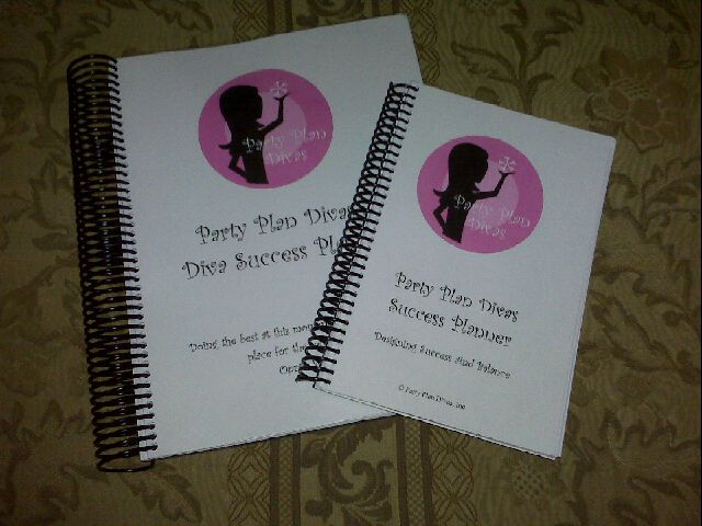 """The First and Only Planner designed with the Home Party Plan Consultant in mind - now even larger! The Executive Leadership Edition Diva Success System Planner is a full 8.5x11 spiral bound planner that includes entire """"Leadership"""" sections dedicated to Recruiting, Team Building, Recognition, Meetings, and more! BONUS: Receive the Diva Success System Consultant Manual download to help you get started organizing your business for use with the Diva Success System Planner. $24.95 value."""