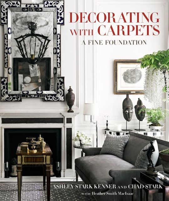 Color Outside The Lines Book Review Decorating With Carpets A Fine Found Interior Design