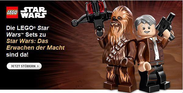 LEGO Star Wars Das Erwachen der Macht 2016