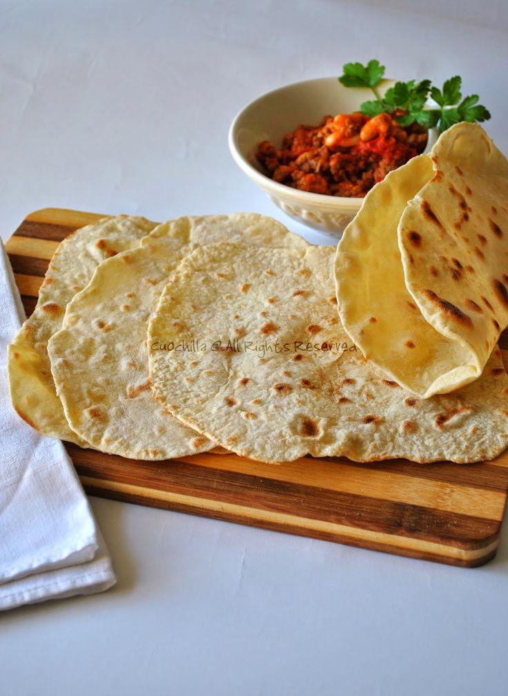 Camilla ai fornelli: Mexican food- Chili e tortillas