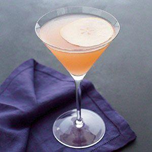 25 Staff-Favorite Recipes | Fresh Pear Cocktail | CookingLight.com