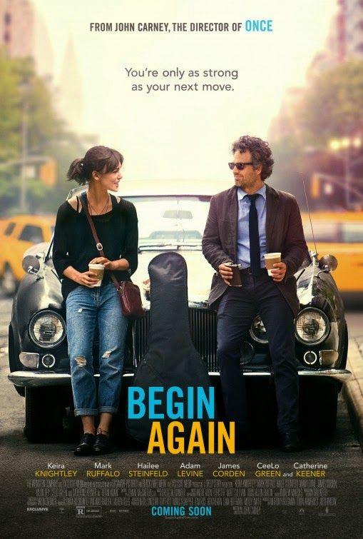 LaraluBooks: Film Review: Begin Again - John Carney