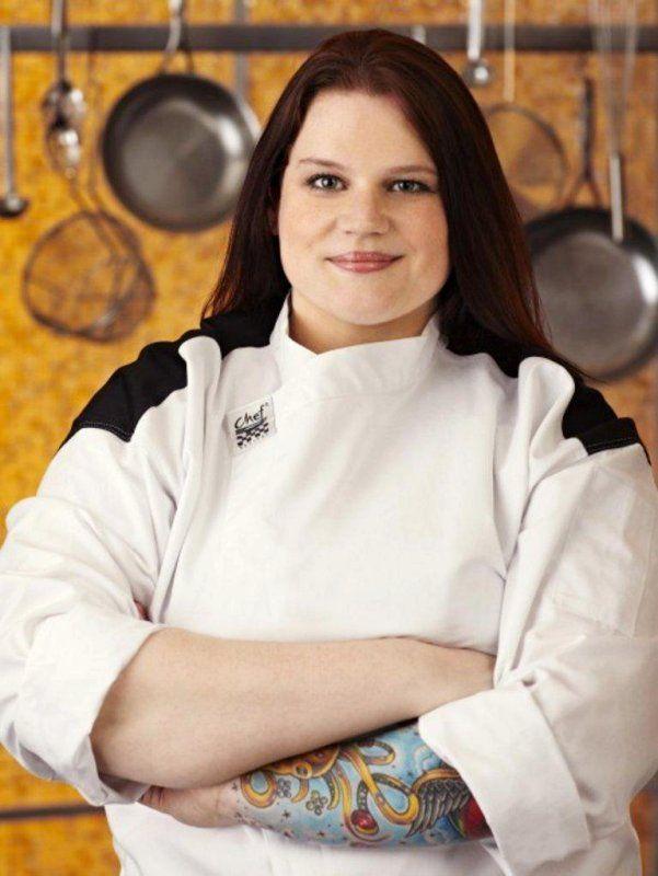 Hell S Kitchen Nona Sivley