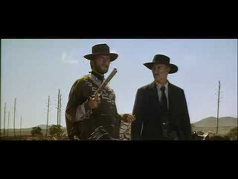 "The final duel in ""For a Dew Dollars More"" scorred by Ennio Morricone (Μονομαχία στο Ελ Πάσο)"