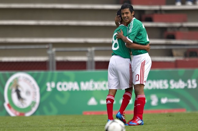 La Selección Mexicana Sub 15 inició con el pie derecho la Copa de Naciones   Mi Selección