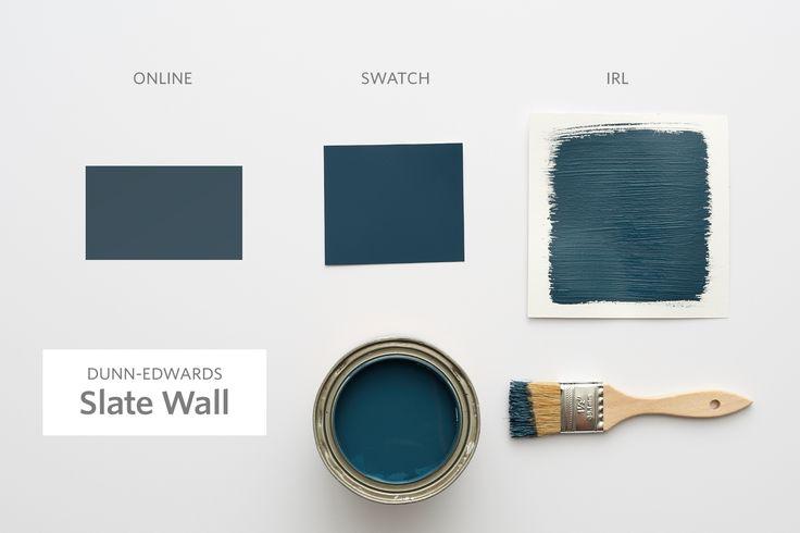 25 best slate blue paints ideas on pinterest slate blue for The color slate blue