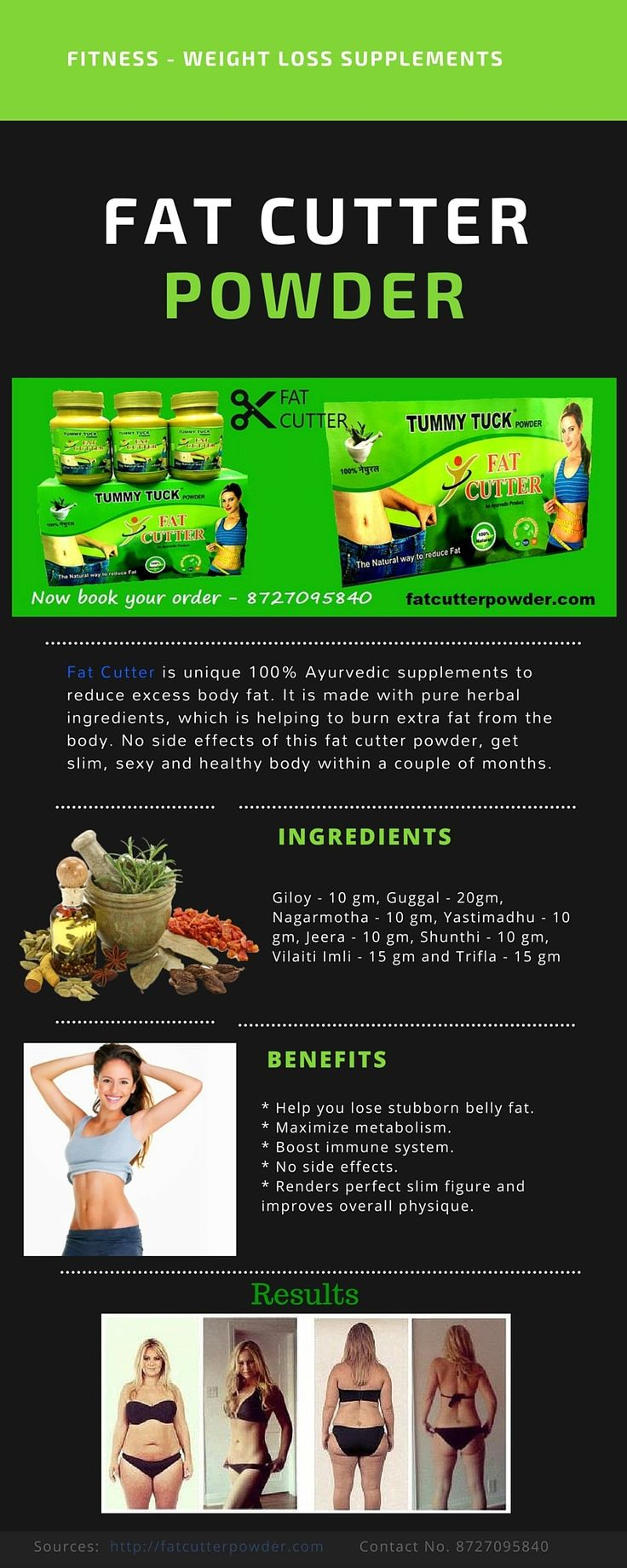 #Fat #cutter #powder is a unique way to #reduce #body #weight and gives a new look with a #healthy and #energetic body, its 100% safe to use.