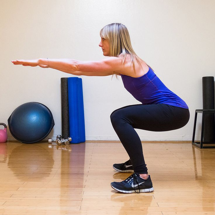 Back to Basics: Squats: Love them or loathe them, squats are one of the most effective exercises you can do.