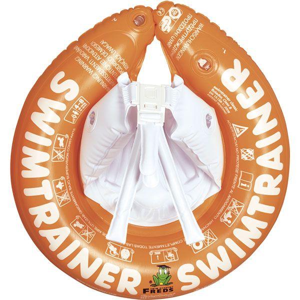 Bouee swimtrainer 2 à 6 ans orange First swimtrainer
