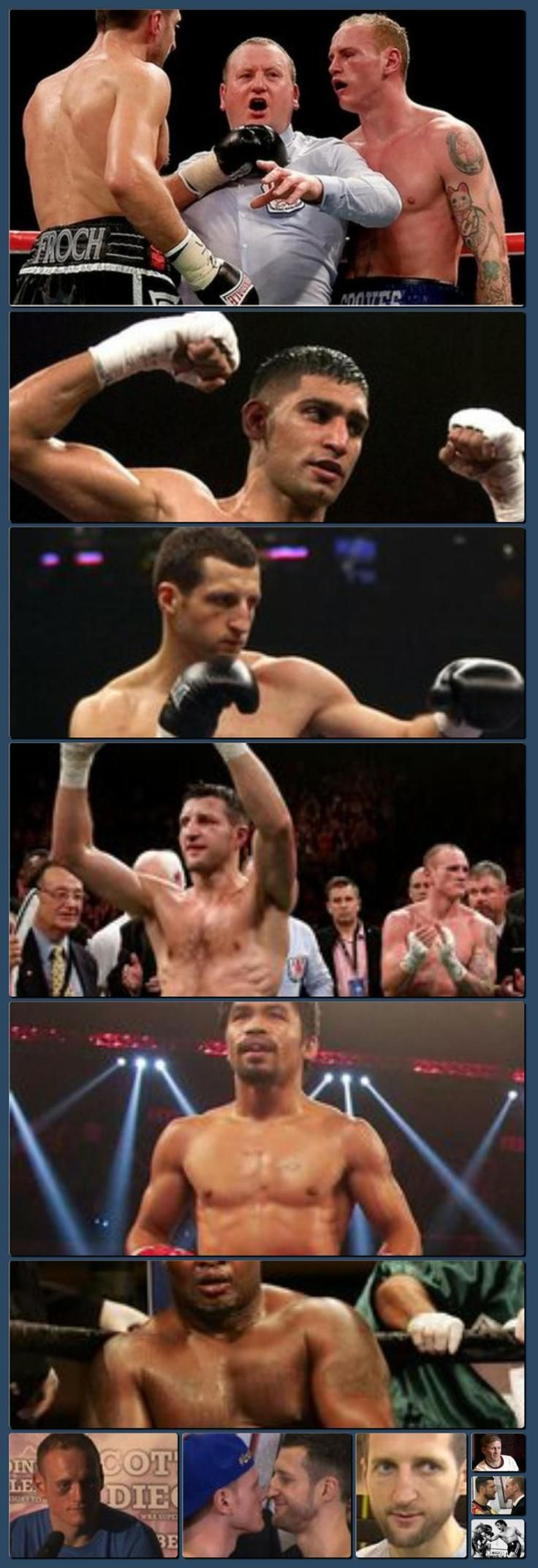 BBC Sport - Boxing [Collage made with one click using http://pagecollage.com] #pagecollage