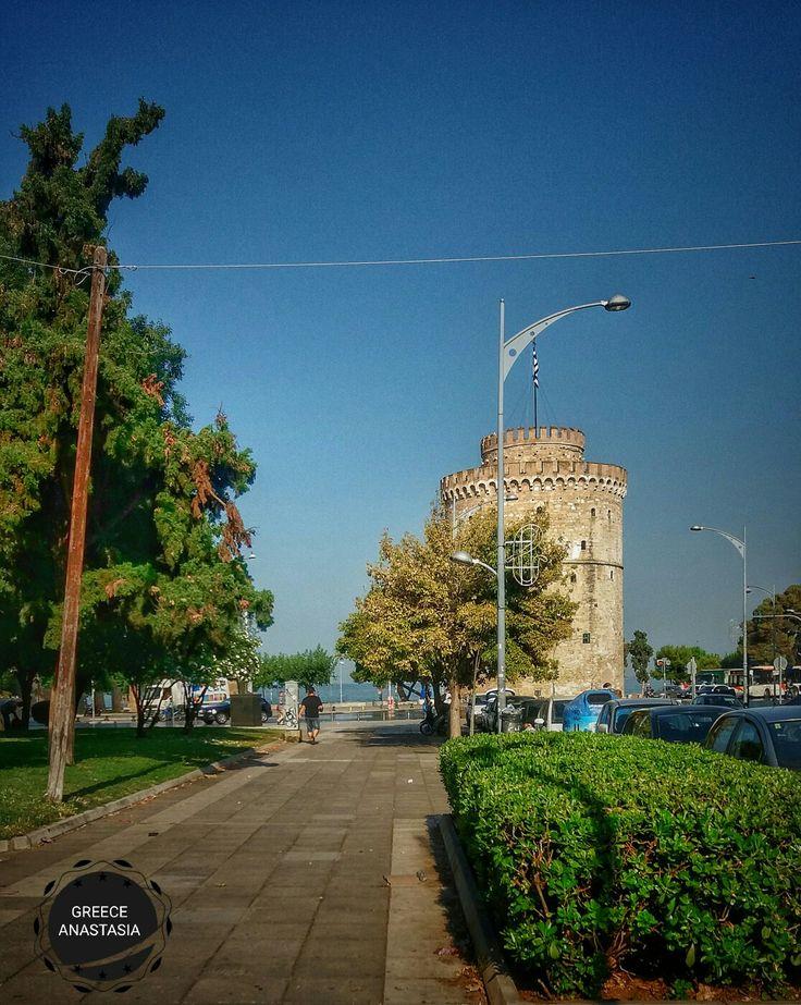 White Tower.Thessaloniki Greece