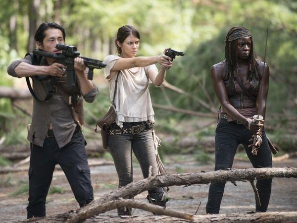glenn rhee | Will Glenn Die At Alexandria On 'The Walking Dead'? His Trust In The ...