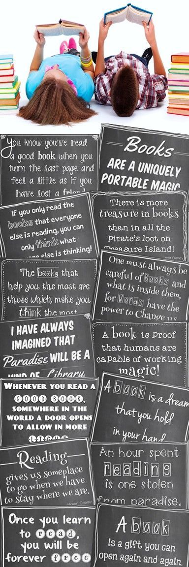 36 engaging quotes about books and reading from a diverse mix of authors, speakers, philosophers, entrepreneurs, and leaders! Just print and laminate for a beautiful display for your classroom, library, or office that will inspire your students to read!
