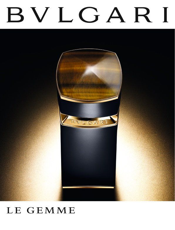 0d0dcc06d BVLGARI Le Gemme Tygar | Tiger's Eye from India Called the stone that sees  all,