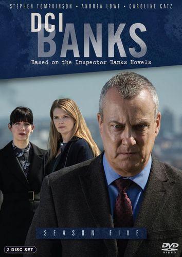 DCI Banks: Season Five [2 Discs] [DVD]