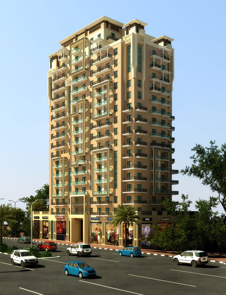 Radiance Riah property in Dubai