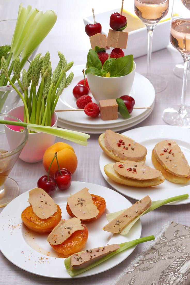 Pâques : 4 super idées dégustations avec du #FoieGras ! #plaisir #gourmand