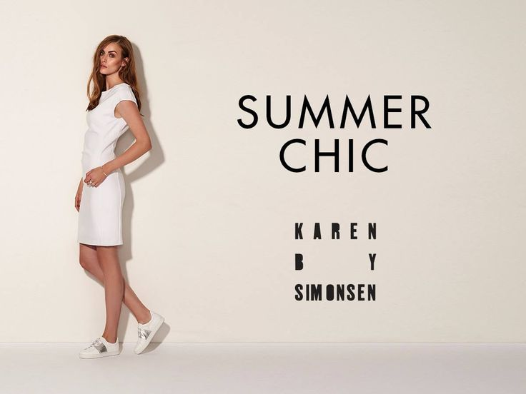 Be Summer chic in classic white