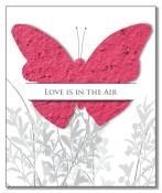 These custom printed, precision die-cut cards, feature a high textured, thick, colourful seed paper shape for your guests to plant and remember your special day. Each shape is embedded with wildflower seeds.