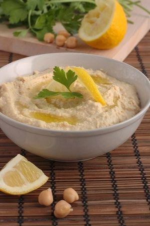 #recette du houmous libanais facile !