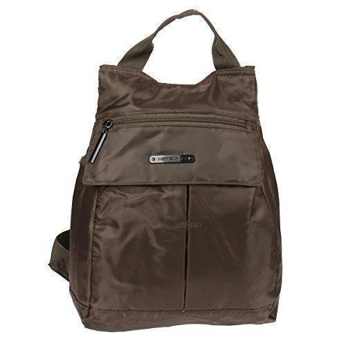 Oferta: 9.9€. Comprar Ofertas de Daniel Ray - Bolso mochila  para mujer Marrón caqui barato. ¡Mira las ofertas!