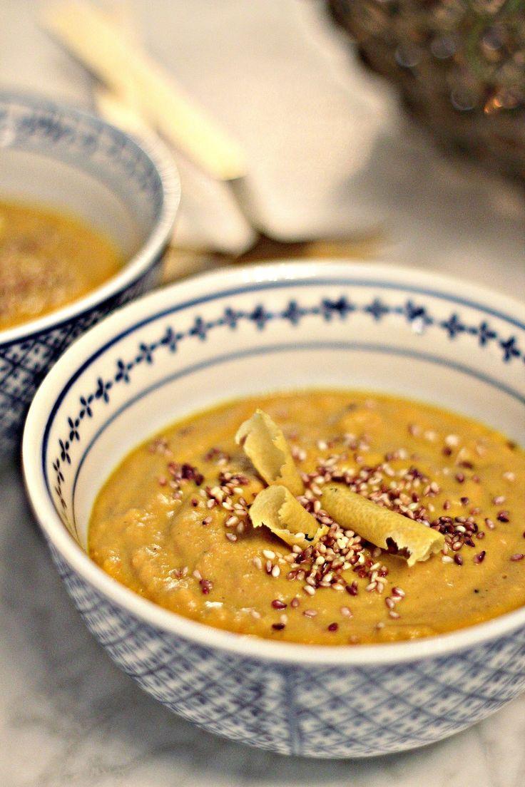 Morot – ingefära – gurkmeja – boosta kroppen med den här enkla soppan - Metro Mode