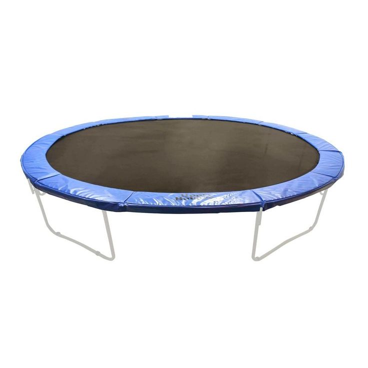 17 X 15 Oval Trampoline With Safety Enclosure: 25+ Best Ideas About Trampoline Spring Cover On Pinterest