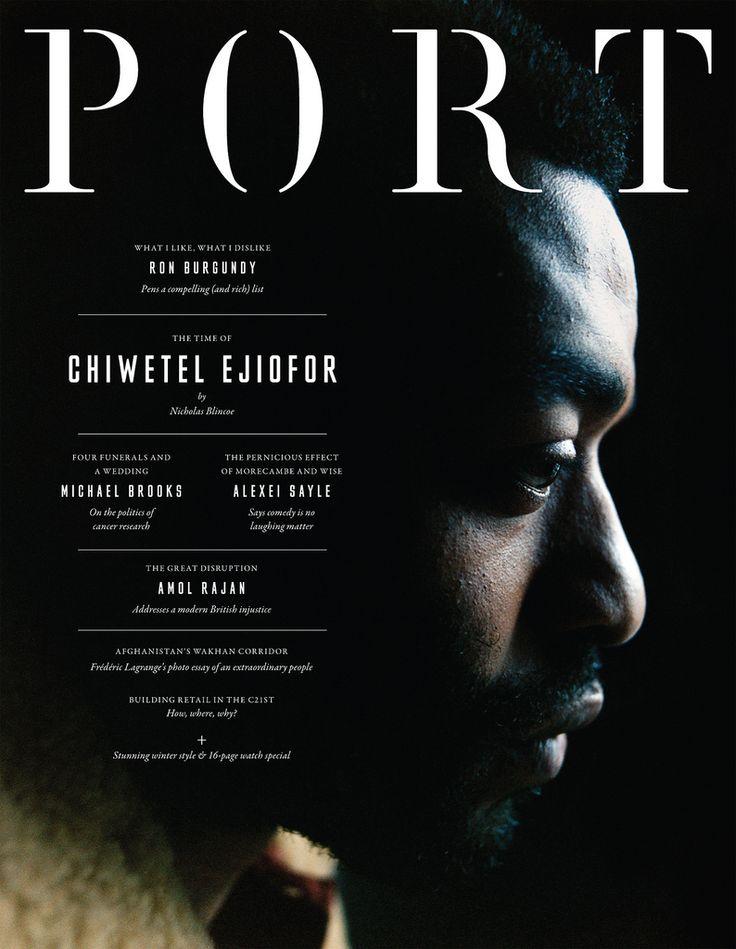 Port Magazine (Winter 201) issue no. 12