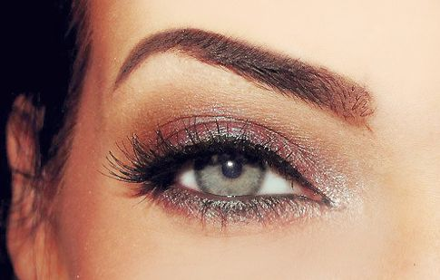Perfect Wedding Makeup For Brown Eyes : Perfect for brown/hazel eyes Beauty Pinterest ...