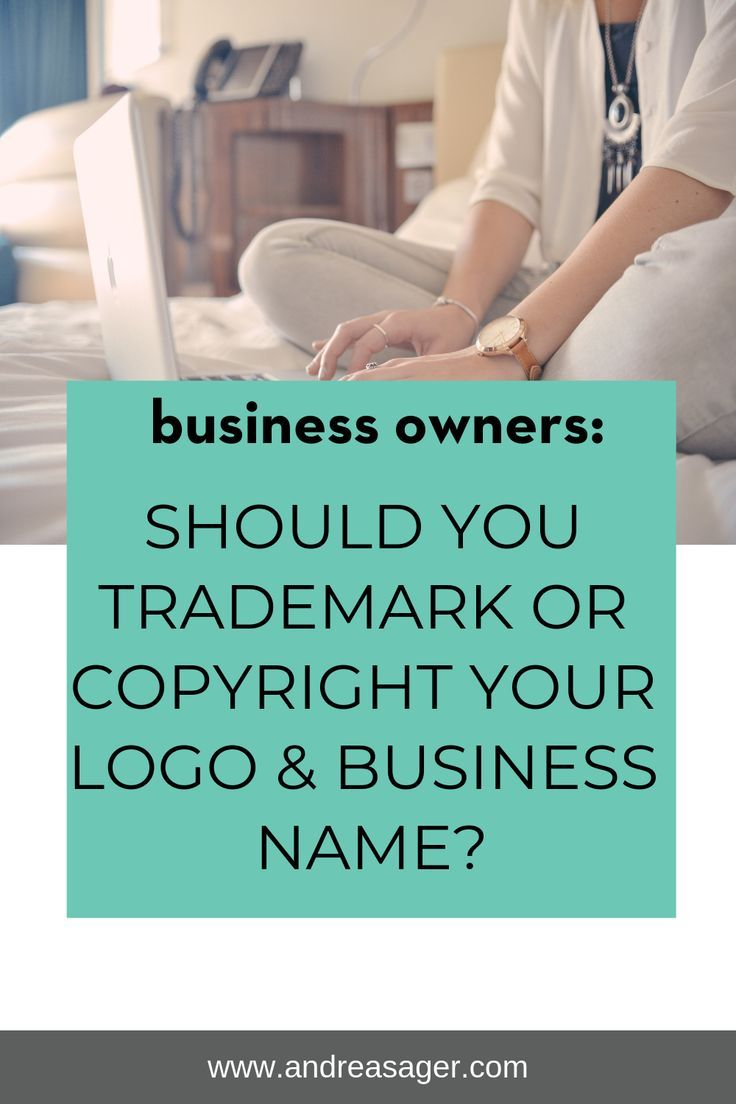 Should You Trademark Or Copyright Your Business Logo Or Business