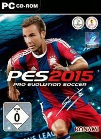 Download Pro Evolution Soccer : 2015 For PC Full Version