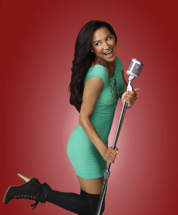 Naya Rivera Glee Season 3