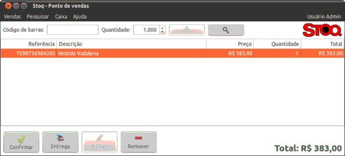 Se você possui uma pequena empresa e procura um software para administrá-la veja como instalar o aplicativo Stoq no Ubuntu e derivados.  Leia o restante do texto titulo  from Como instalar o aplicativo Stoq no Ubuntu e derivados