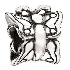 Butterfly Chamilia charm, would love this for my bracelet...