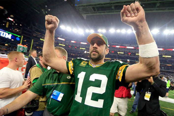 Will Aaron Rodgers be on the Green Packers when he's 40?