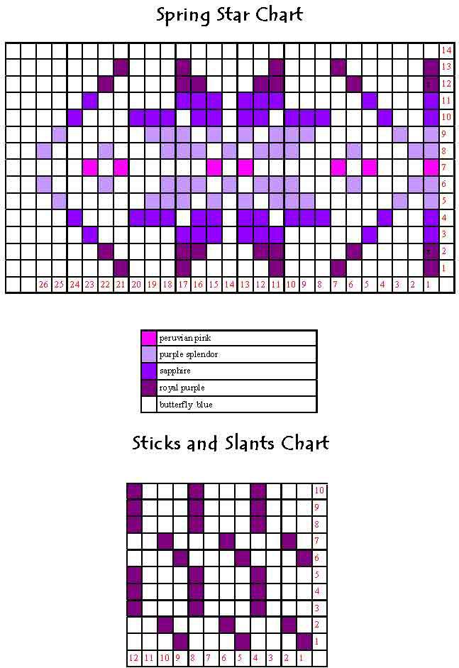 Knitting Chart Patterns : 158 best images about Knit Patterns: Charts, Etc on Pinterest Fair isles, K...