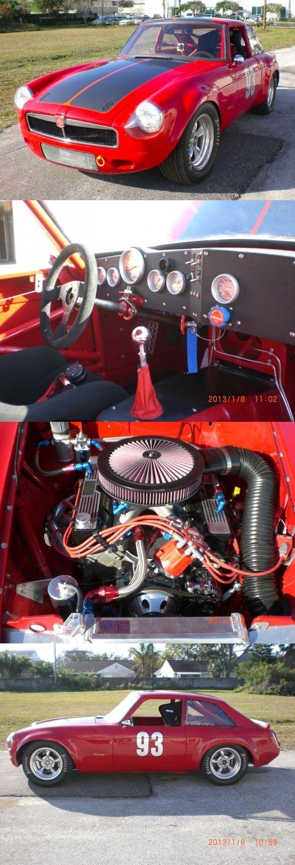 1970 MGB GT Racer
