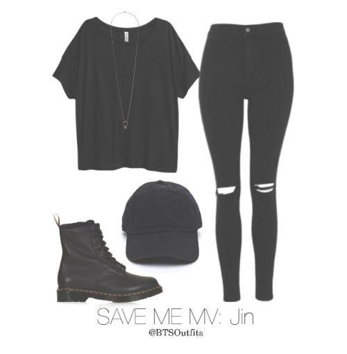 "BTS ""Save Me"": Jin"