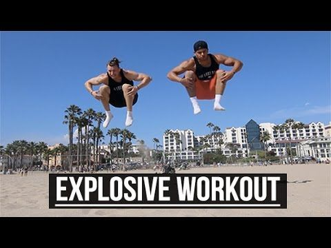 Explosive Jump Workout | No Gym Required | The Lost Breed - YouTube Get the best tips on how to increase your vertical jump here:
