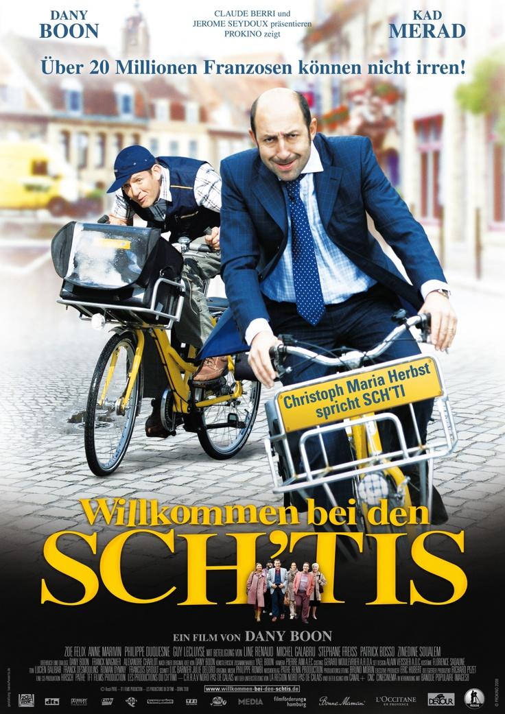 Willkommen bei den Sch'tis - what a hilarious movie!