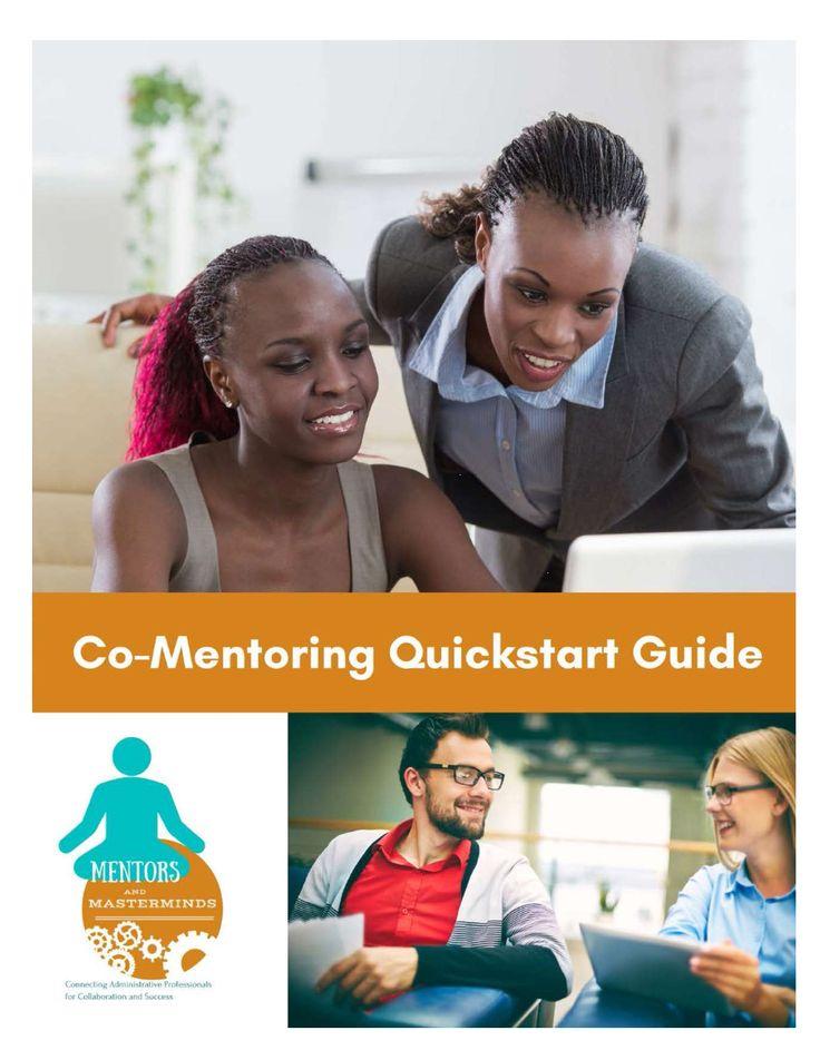 Guide mentoring resource teen