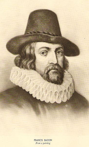"""BACON (1561-1626) é um grande filósofo da ciência do racionalismo clássico, tendo feito o primeiro esboço racional de uma metodologia cientifica. É dele a teoria dos ídolos. Recomendamos os seguintes textos:  """"Novo Organon"""" do próprio Bacon. E o livro indicado na pasta """"referências"""" do Bernardo Jerfferson de Oliveira.  Para saber mais sobre o filósofo e sua filosofia acesse o link:  http://educacao.uol.com.br/biografias/francis-bacon.htm"""