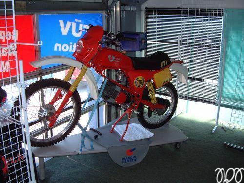 Kreidler Van Veen - KVV GS50