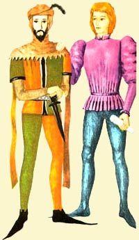 Средневековый костюм - remidios_fine