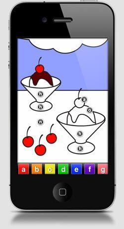Top 50 iPhone/iPad apps for children