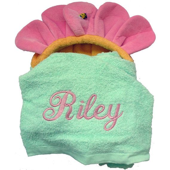 9 best embroidered luxury fiber images on pinterest fiber baby flower hooded tubbie towel personalized by by initialimpressions embroidered giftsembroidery lettersbaby negle Choice Image